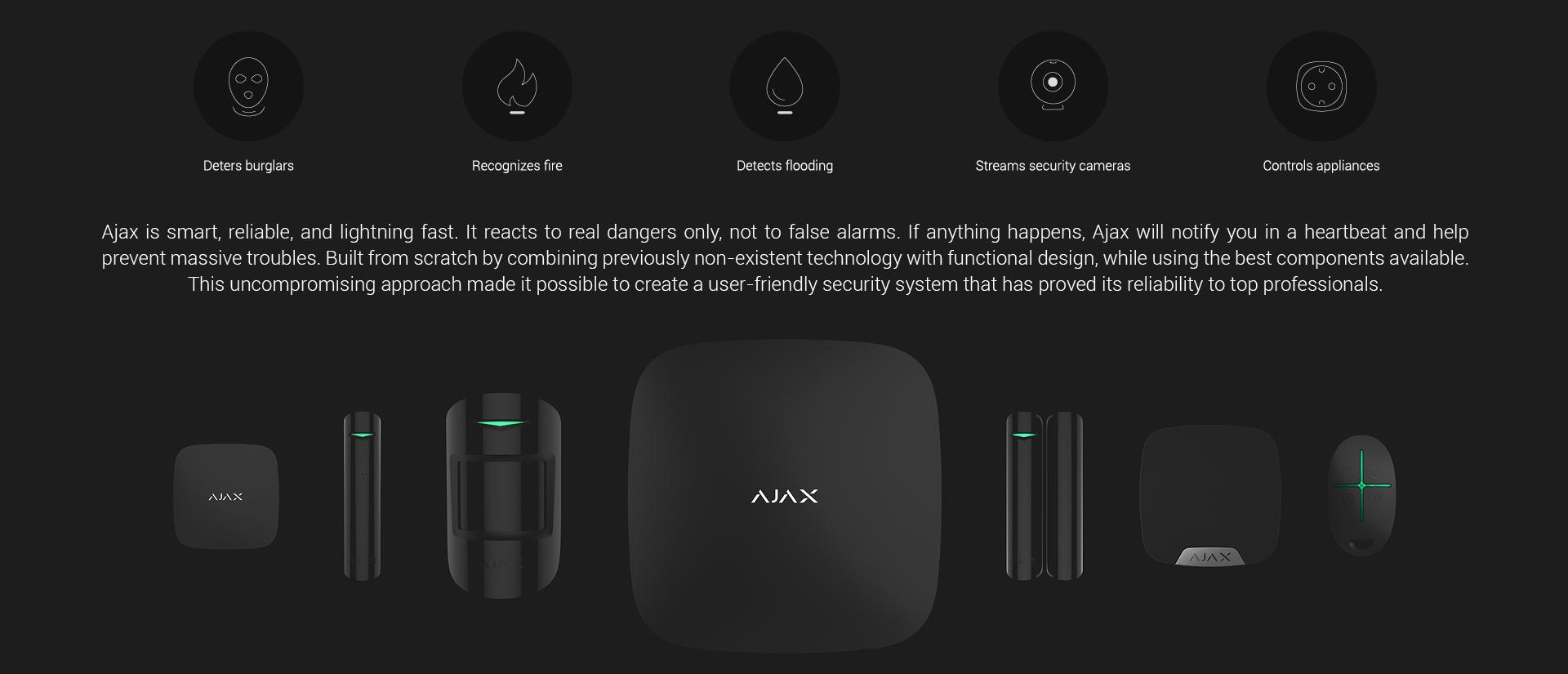 Ajax Security Systems
