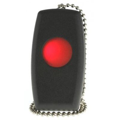 Panic Transmitter Keyring With Pendant Chain Elvey