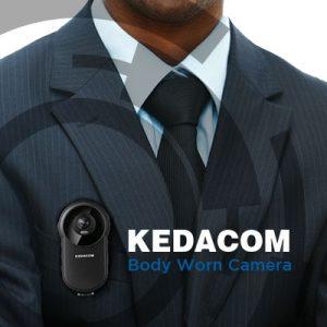 Kedacom Body Worn Camera