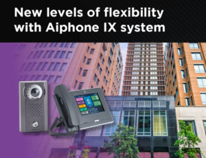 Aiphone IX Intercom Access Control