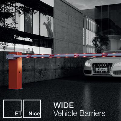 ET Nice Wide Vehicle Barrier