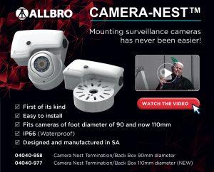 Allbro Camera Nest