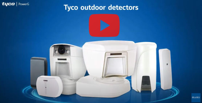 Tyco DSC Outdoor Detectors