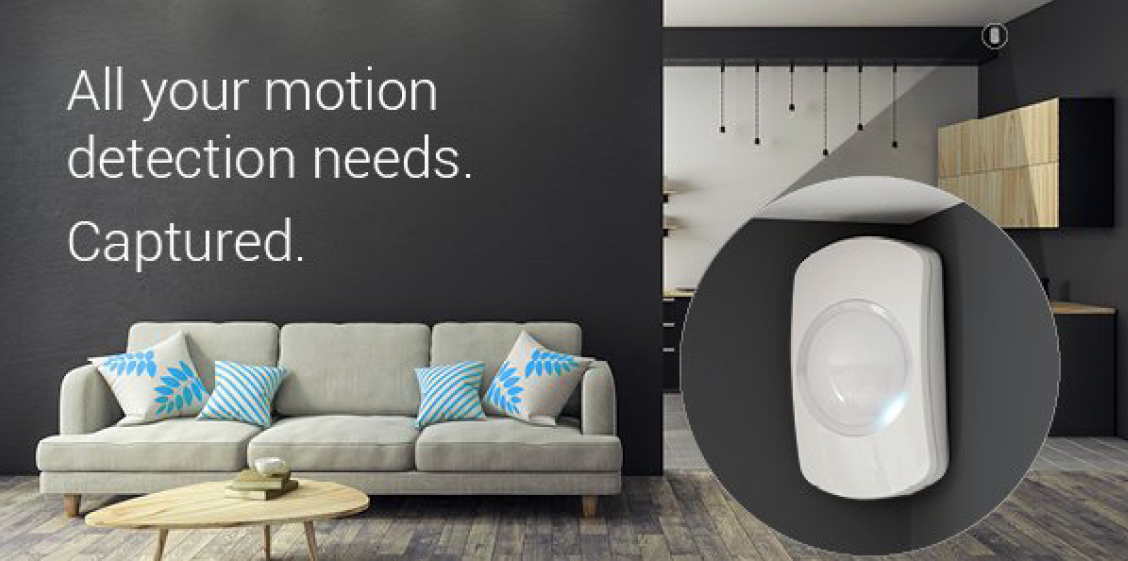 Captured - All Your Motion Detection Needs