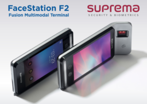 Suprema FaceStation F2 Contactless Security