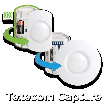 Texecom Capture Series