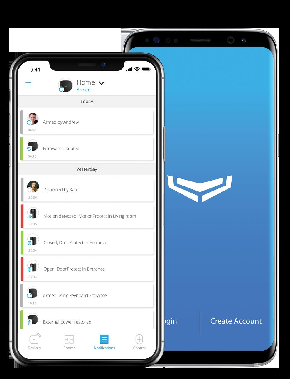 AJAX Phone App