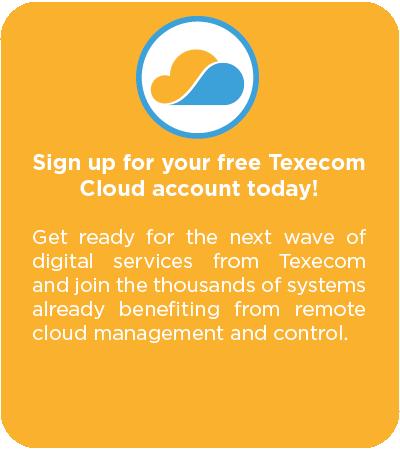 Texecom Cloud Connect Signup