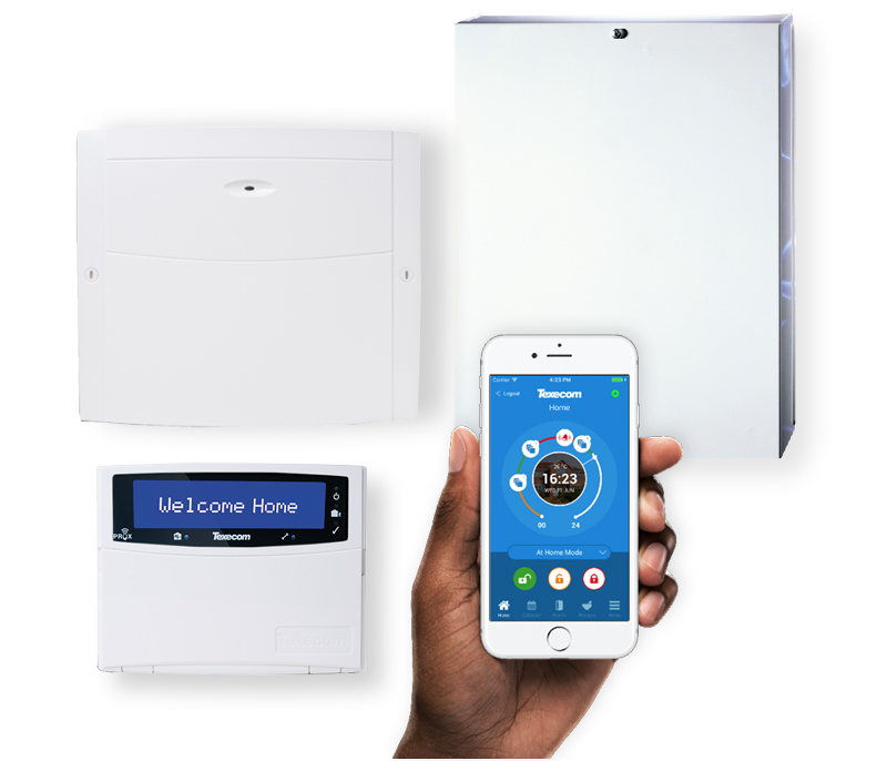 Texecom Connect Security Products
