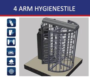 4 Arm Hygienestile