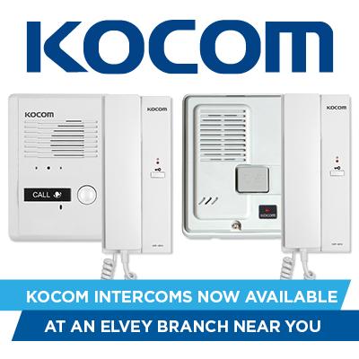 KOCOM Intercoms