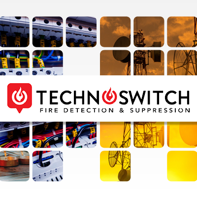 TechnoSwitch Fire Detection and Supression